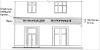 Графические изображения порядка размещения информационных конструкций